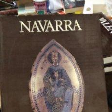 Libros de segunda mano: TIERRAS DE ESPAÑA, NAVARRA. ART.548-1169. Lote 288556148