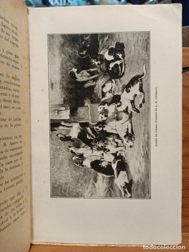 Libros de segunda mano: MIS HORAS DE CAZA - PRACTICAS DE CAZA - BERNAT DURAN , J. - con fotografías - Foto 3 - 288561453
