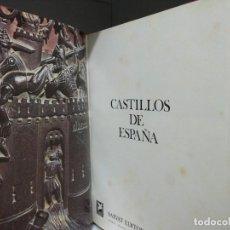 Libros de segunda mano: LIBRO: CASTILLOS DE ESPAÑA. SALVAT.. Lote 288579193