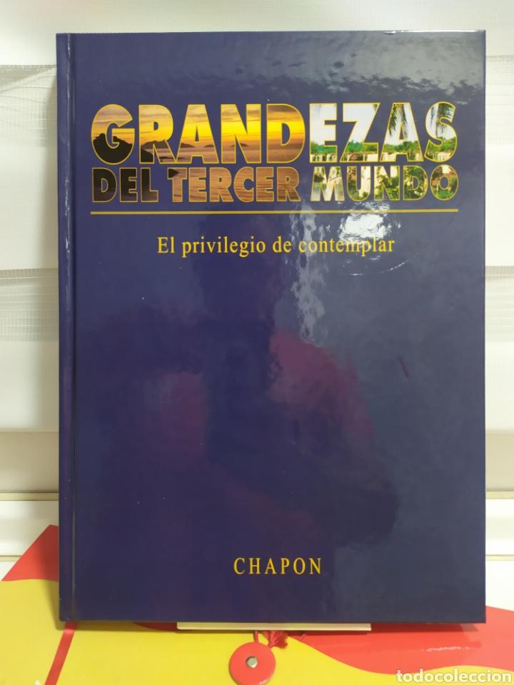 Libros de segunda mano: GRANDEZAS DEL TERCER MUNDO. EL PRIVILEGIO DE CONTEPLAR. CHAPON. RAUL HERRANZ MARTIN. 1ª EDICION - Foto 3 - 288582223
