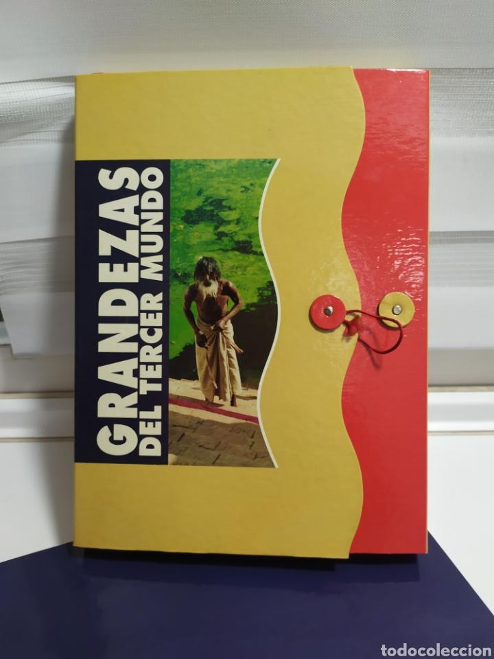 Libros de segunda mano: GRANDEZAS DEL TERCER MUNDO. EL PRIVILEGIO DE CONTEPLAR. CHAPON. RAUL HERRANZ MARTIN. 1ª EDICION - Foto 4 - 288582223