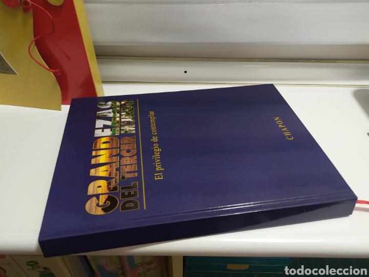Libros de segunda mano: GRANDEZAS DEL TERCER MUNDO. EL PRIVILEGIO DE CONTEPLAR. CHAPON. RAUL HERRANZ MARTIN. 1ª EDICION - Foto 7 - 288582223