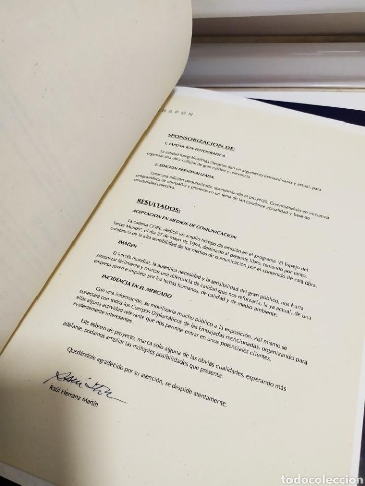 Libros de segunda mano: GRANDEZAS DEL TERCER MUNDO. EL PRIVILEGIO DE CONTEPLAR. CHAPON. RAUL HERRANZ MARTIN. 1ª EDICION - Foto 12 - 288582223