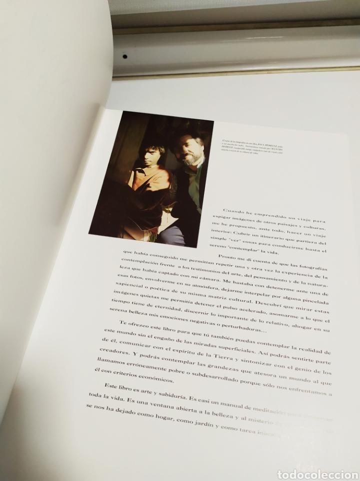 Libros de segunda mano: GRANDEZAS DEL TERCER MUNDO. EL PRIVILEGIO DE CONTEPLAR. CHAPON. RAUL HERRANZ MARTIN. 1ª EDICION - Foto 14 - 288582223