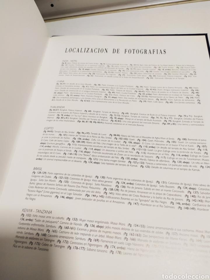 Libros de segunda mano: GRANDEZAS DEL TERCER MUNDO. EL PRIVILEGIO DE CONTEPLAR. CHAPON. RAUL HERRANZ MARTIN. 1ª EDICION - Foto 31 - 288582223