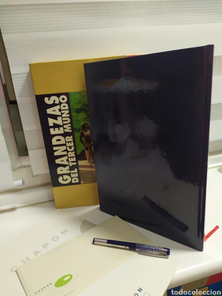 Libros de segunda mano: GRANDEZAS DEL TERCER MUNDO. EL PRIVILEGIO DE CONTEPLAR. CHAPON. RAUL HERRANZ MARTIN. 1ª EDICION - Foto 34 - 288582223