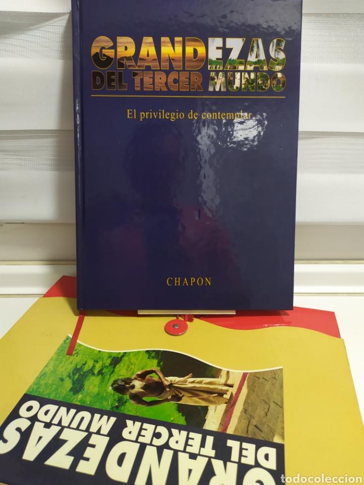 GRANDEZAS DEL TERCER MUNDO. EL PRIVILEGIO DE CONTEPLAR. CHAPON. RAUL HERRANZ MARTIN. 1ª EDICION (Libros de Segunda Mano - Geografía y Viajes)