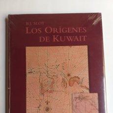 Livros em segunda mão: LOS ORÍGENES DE KUWAIT B. J. SILOT. Lote 288910338