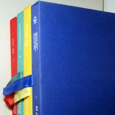 Libros de segunda mano: MEMÒRIA OFICIAL DELS JOCS DE LA XXVA OLIMPIADA BARCELONA 1992 (4 VOL. - COMPLET) - BARCELONA 1992 -. Lote 288937833