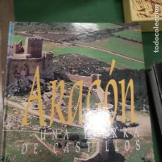 Libros de segunda mano: ARAGÓN - UNA TIERRA DE CASTILLOS - PRENSA DIARIA DE ARAGÓN. Lote 289695768