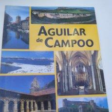 Libros de segunda mano: AGUILAR DE CAMPOO PALENCIA GONZALO ALCALDE CRESPO. Lote 289863273