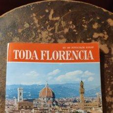 Libros de segunda mano: TODA FLORENCIA, EN 190 FOTOCOLOR KODAK. Lote 290137328