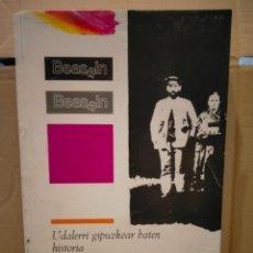 Libros de segunda mano: V,V,A A. BEASAIN .HISTORIA DE UN MUNICIPIO GUIPUZCOANO .GRÁFICAS IZARRA. Lote 290140223