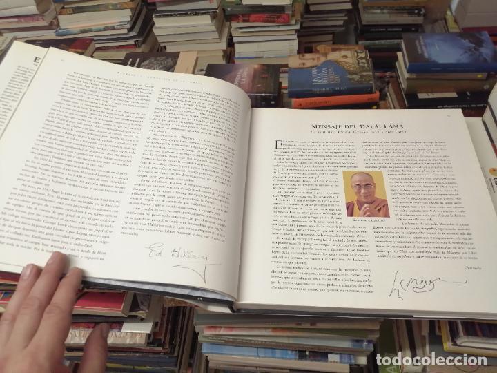 Libros de segunda mano: EVEREST . LA CONQUISTA DE LA CUMBRE . STEPHEN VENABLES. PRÓLOGO SIR EDMUND HILLARY. PLANETA. 2006 - Foto 8 - 290146323