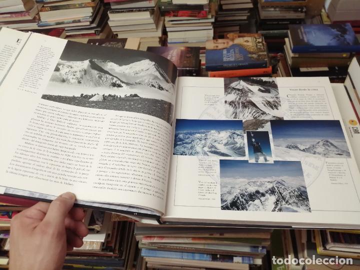 Libros de segunda mano: EVEREST . LA CONQUISTA DE LA CUMBRE . STEPHEN VENABLES. PRÓLOGO SIR EDMUND HILLARY. PLANETA. 2006 - Foto 9 - 290146323
