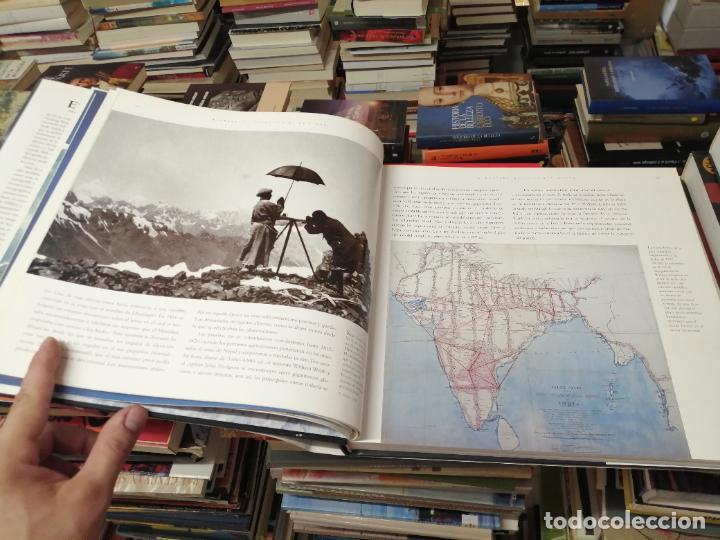 Libros de segunda mano: EVEREST . LA CONQUISTA DE LA CUMBRE . STEPHEN VENABLES. PRÓLOGO SIR EDMUND HILLARY. PLANETA. 2006 - Foto 10 - 290146323
