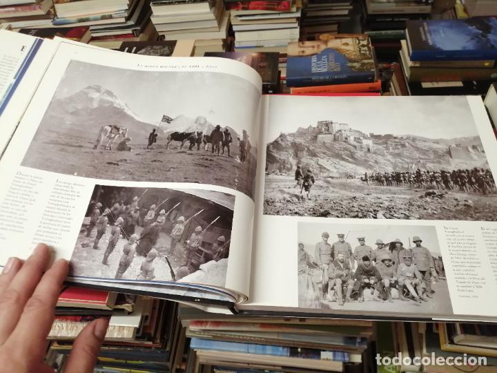 Libros de segunda mano: EVEREST . LA CONQUISTA DE LA CUMBRE . STEPHEN VENABLES. PRÓLOGO SIR EDMUND HILLARY. PLANETA. 2006 - Foto 12 - 290146323