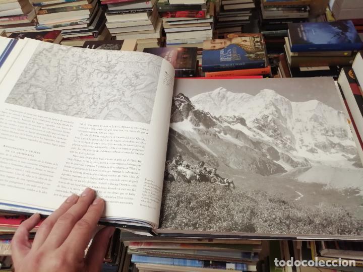 Libros de segunda mano: EVEREST . LA CONQUISTA DE LA CUMBRE . STEPHEN VENABLES. PRÓLOGO SIR EDMUND HILLARY. PLANETA. 2006 - Foto 13 - 290146323