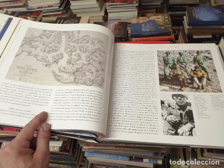 Libros de segunda mano: EVEREST . LA CONQUISTA DE LA CUMBRE . STEPHEN VENABLES. PRÓLOGO SIR EDMUND HILLARY. PLANETA. 2006 - Foto 17 - 290146323