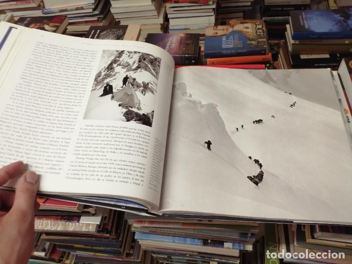 Libros de segunda mano: EVEREST . LA CONQUISTA DE LA CUMBRE . STEPHEN VENABLES. PRÓLOGO SIR EDMUND HILLARY. PLANETA. 2006 - Foto 22 - 290146323