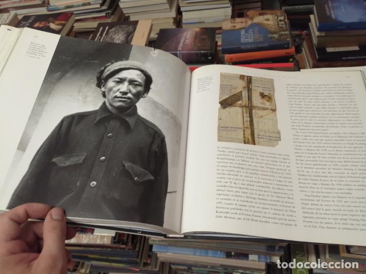 Libros de segunda mano: EVEREST . LA CONQUISTA DE LA CUMBRE . STEPHEN VENABLES. PRÓLOGO SIR EDMUND HILLARY. PLANETA. 2006 - Foto 29 - 290146323