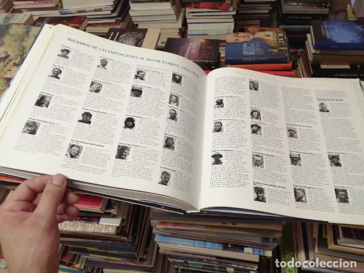 Libros de segunda mano: EVEREST . LA CONQUISTA DE LA CUMBRE . STEPHEN VENABLES. PRÓLOGO SIR EDMUND HILLARY. PLANETA. 2006 - Foto 32 - 290146323