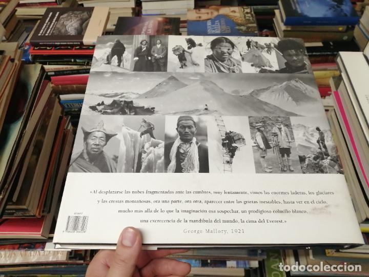 Libros de segunda mano: EVEREST . LA CONQUISTA DE LA CUMBRE . STEPHEN VENABLES. PRÓLOGO SIR EDMUND HILLARY. PLANETA. 2006 - Foto 33 - 290146323