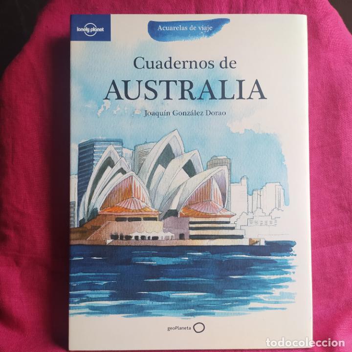 CUADERNOS DE AUSTRALIA - GONZÁLEZ DORA, JOAQUÍN (Libros de Segunda Mano - Geografía y Viajes)