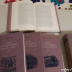 Libros de segunda mano: VIAJES DE EXTRANJEROS POR ESPAÑA Y PORTUGAL , 1999, 6TOMOS, JOSÉ GARCÍA MERCADAL. Lote 294509753