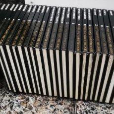 Libros de segunda mano: 33 TOMOS DESCUBRA ESPAÑA PASO A PASO. Lote 295546588