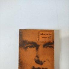 Libri di seconda mano: DEL ORINOCO AL AMAZONAS, ALEXANDER VON HUMBOLDT, INSTITUTO CUBANO DEL LIBRO, 1971, 329 PAGS, TAPA BL. Lote 295979833