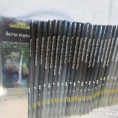 Libros de segunda mano: EL MUNDO DE NATIONAL GEOGRAPHIC - EDI FOLIO 1993 - OBRA COMPLETA 30 TOMOS. NUEVA + INFO. Lote 297372558