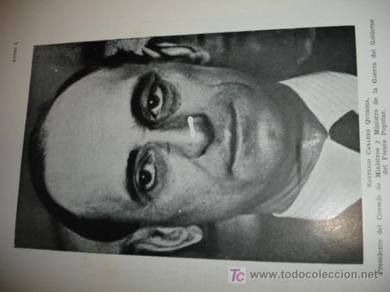 Libros de segunda mano: LA DOMINACION ROJA EN ESPAÑA. causa general - 1943 - Foto 3 - 20026665