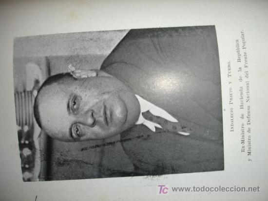Libros de segunda mano: LA DOMINACION ROJA EN ESPAÑA. causa general - 1943 - Foto 4 - 20026665