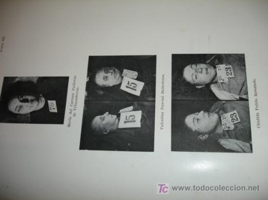 Libros de segunda mano: LA DOMINACION ROJA EN ESPAÑA. causa general - 1943 - Foto 7 - 20026665