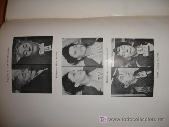 Libros de segunda mano: LA DOMINACION ROJA EN ESPAÑA. causa general - 1943 - Foto 8 - 20026665