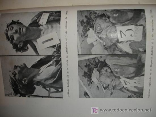 Libros de segunda mano: LA DOMINACION ROJA EN ESPAÑA. causa general - 1943 - Foto 9 - 20026665