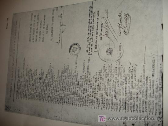 Libros de segunda mano: LA DOMINACION ROJA EN ESPAÑA. causa general - 1943 - Foto 12 - 20026665