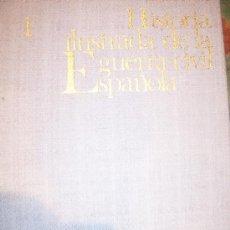 Libros de segunda mano: HISTORIA ILUSTRADA DE LA GUERRA CIVIL ESPAÑOLA. TOMO I POR RICARDO DE LA CIERVA, 23X30, 1975, 551 P.. Lote 23856804