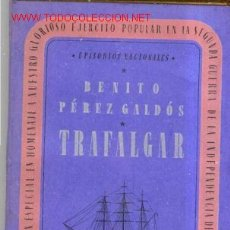 Libros de segunda mano: 1938.GUERRA CIVIL. EJERCITO POPULAR.TRAFALGAR..1938. Lote 27517760
