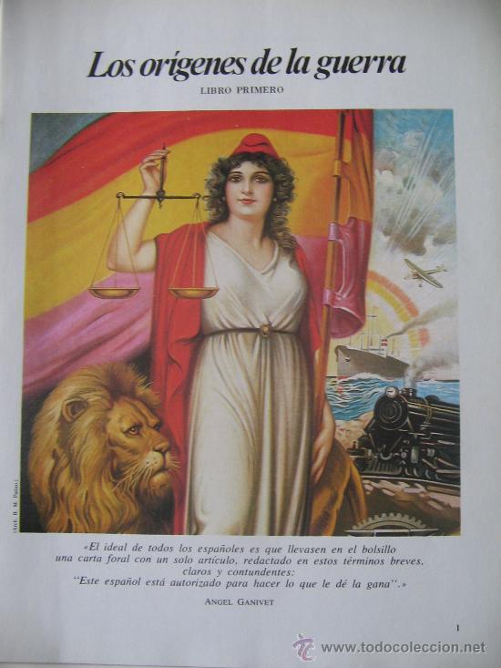 Libros de segunda mano: La guerra civil española - Foto 2 - 22940710