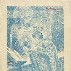 Libros de segunda mano: EL PASTOR IMMOLAT (MOSSEN LLUIS MIQUEL TICÓ) / 1971 / EN CATALÁN. Lote 22210160