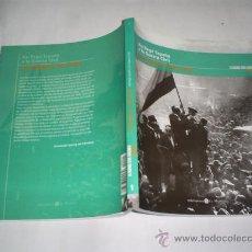 Libros de segunda mano: GUERRA CIVIL ESPAÑOLA MES A MES 1 ASÍ LLEGÓ ESPAÑA A LA GUERRA CIVIL LA REPÚBLICA 1931-1936 RM47002. Lote 22444046