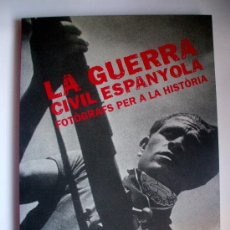 Libros de segunda mano: FOTÒGRAFS PER A LA HISTÒRIA. Lote 27036705