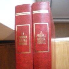Libros de segunda mano: 1º GUERRA MUNDIAL EN DOS TOMOS ILUSTRADOS.. Lote 27111249