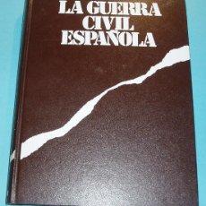 Libros de segunda mano: LA GUERRA CIVIL ESPAÑOLA. LIBRO III - GUERRA MUNDIAL EN MINIATURA. HUGH THOMAS. Lote 23184892