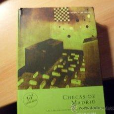 Libros de segunda mano: CHECAS DE MADRID . LAS CARCELES REPUBLICANAS AL DESCUBIERTO ( CESAR VIDAL ) ( LE3). Lote 23841586