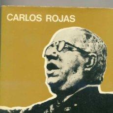 Libros de segunda mano: CARLOS ROJAS : AZAÑA (1973) . Lote 26874987
