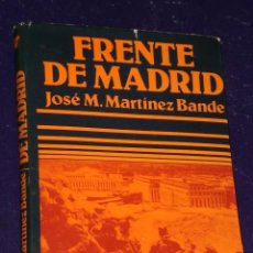 Libros de segunda mano: FRENTE DE MADRID.. Lote 26171928