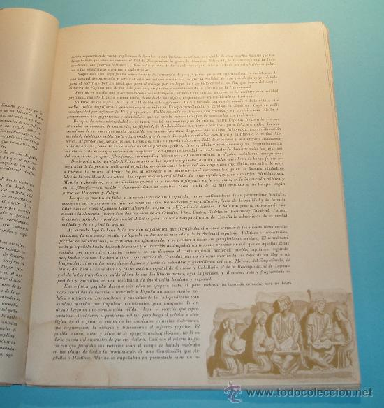 Libros de segunda mano: HISTORIA CRUZADA ESPAÑOLA. VOL. I. TOMO I. 1939. AÑOS PRECURSORES (1909 A 1923). FOTOS B/N Y LÁMINAS - Foto 2 - 27045040
